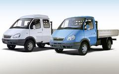 """Модернизированная  """"ГАЗель """" появится на конвейере в феврале 2010 года."""