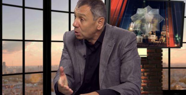 Сеть позабавил прогноз политолога осбросе государством Украина атомной бомбы наКрым