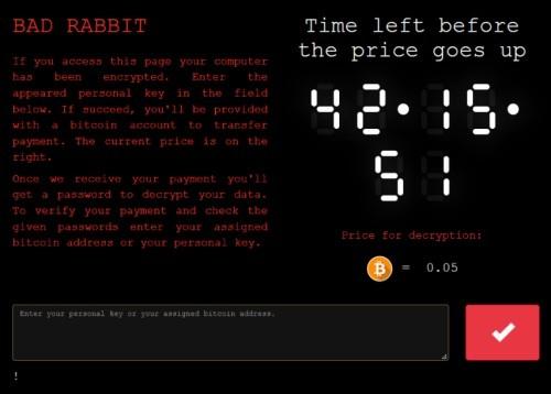 «Кролик» вышел наохоту: как вирус-шифровальщик вымогает деньги у русских банков