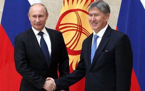 Невидимая война: Как в Киргизии пытаются дискредитировать Россию и Евразийский союз