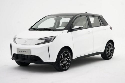 Auto China: блеск люксовых концептов ималыш-электрокар из3D-принтера