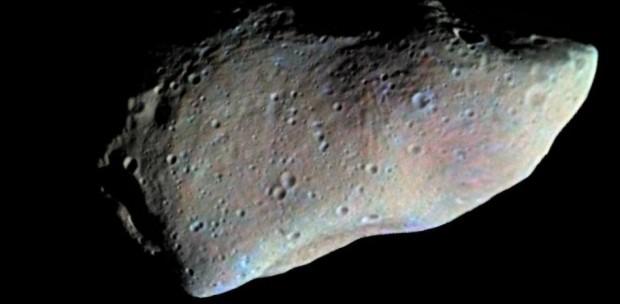Фото: 31 октября к Земле приблизится гигантский астероид