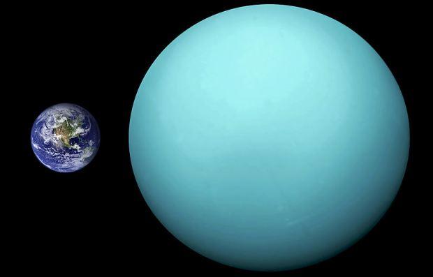 Астрономы: найдены новые спутники Урана, сохраняющие структуру его колец