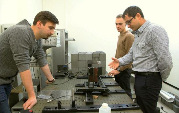 Ученые ТПУ создают новый неповторимый томограф