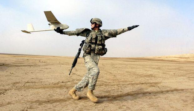 Американские дроны оказались неэффективными взоне АТО