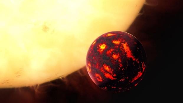 Ватмосфере экзопланеты 55 Cancri eученые обнаружили цианиды