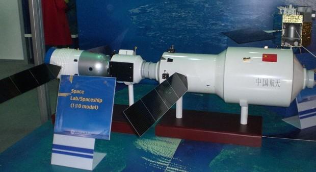 КНР продемонстрировал итоги предполетных испытаний орбитальной лаборатории «Тяньгун-2»