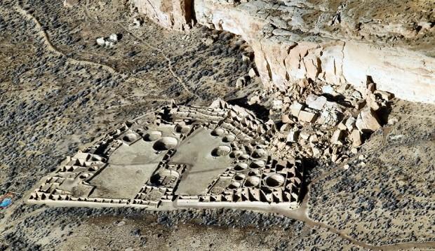 Древнейшие индейцы пуэбло незнали письменности, зато геометрию— всовершенстве?