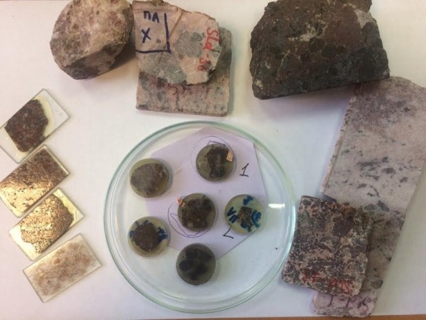Новосибирские ученые отыскали редкоземельные металлы вЯкутии