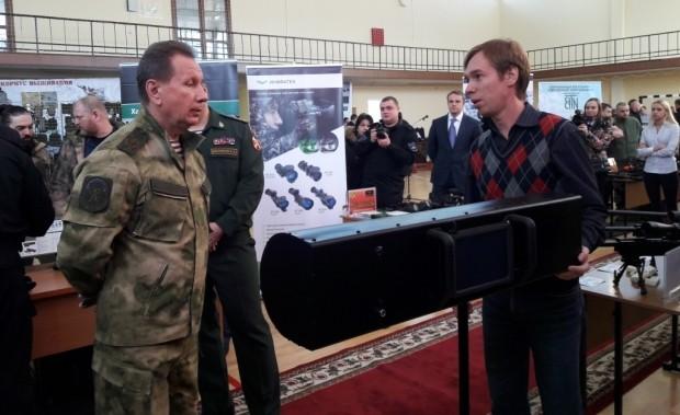 Томские ученые разработали прибор, который «видит» через стены