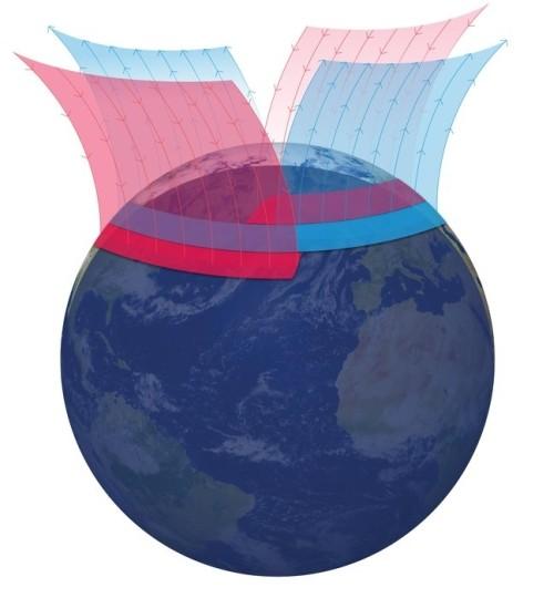 Ученые отыскали «реки» сверхзвуковой плазмы ватмосфере