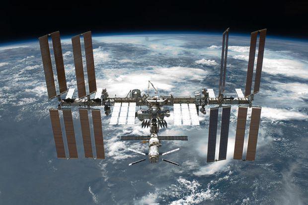 Роскосмос: Следы внеземной жизни могут отыскать наповерхности МКС