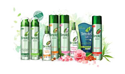 Timotei выпустила новую «натуральную» линию средств для укладки волос
