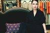 Алена Ахмадулина. Фото с сайта alenaakhmadullina.ru
