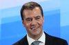 Медведев назвал санкции второстепенной проблемой
