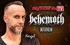 Фронтмен группы Behemoth работает над сольным фолк-блюз альбомом