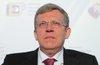 Алексей Кудрин назначен замглавы экономического совета при президенте