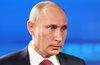 Путин отправил в отставку восемь высокопоставленных силовиков
