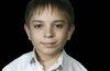 Данил Плужников. Фото с сайта www.1tv.ru/voicekids