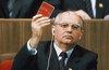 Михаилу Горбачеву закрыли въезд на    Украину