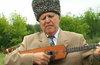Скончался известный исполнитель чеченской народной музыки Валид Дагаев