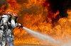 В Киеве совершен поджог телевизионной студии «Интер»