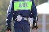В Краснодаре сотрудники ГИБДД прошли крестным ходом по опасной трассе
