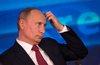Time впервые за 5 лет не включил Путина в список самых влиятельных людей