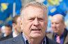 Жириновский стал участником потасовки в Москве