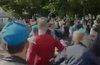 В Москве в парке Горького десантники устроили драку с росгвардейцами