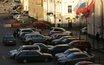Парковка в центре Москвы © KM.RU
