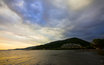 Закат на море вблизи поселка Аше © KM.RU, Алексей Белкин