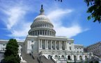 Конгресс США. Фото Kmccoy с сайта wikimedia.org