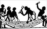 Древнеегипетские судостроители строили корабли из кирпичиков