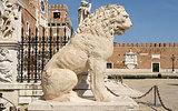 Загадка Пирейского льва и мистификации в истории