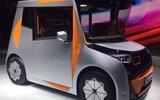 Бывший дизайнер BMW придумал странный электромобиль