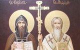 В Россию пришел день Кирилла и Мефодия