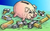 Алчность, помноженная на тупость. Как российские банкиры «вложились» в украинскую экономику
