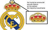 Мадридский «Реал» убрал с эмблемы христианский крест