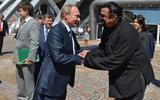 Владимир Путин отказался выйти на ринг против Стивена Сигала