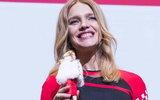 Наталья Водянова стала прообразом первой русской куклы Барби