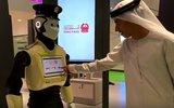 На службу в Дубае принят первый робот-полицейский