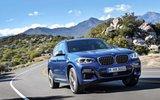 BMW представил новое поколение кроссовера  X3