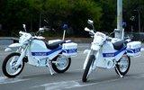 «Калашников» представил полицейские электромотоциклы