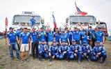 Путин поздравил «КАМАЗ-мастер» с победой в ралли «Дакар-2018»
