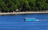 В Москве появятся туристические автобусы-амфибии