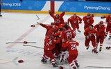 Российские хоккеисты впервые за 26 лет выиграли Олимпиаду
