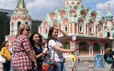 Ростуризм рассказал о резком росте числа туристов из США в России