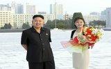 Супруга Ким Чен Ына официально получила статус первой леди КНДР