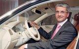 Задержан генеральный директор Audi Руперт Штадлер
